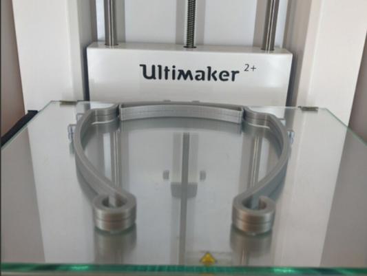 3D printing coronavirus