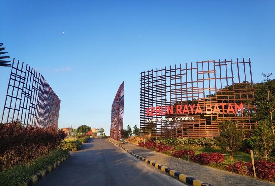 Batam Botanic Gardens