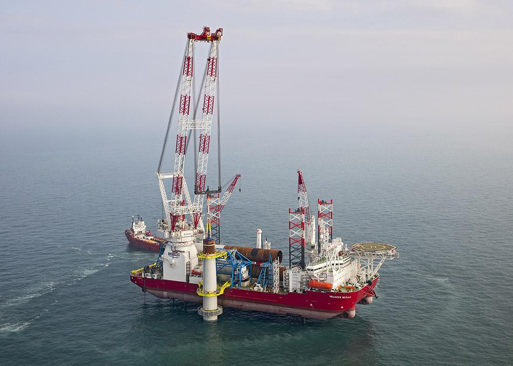 Avec l'homologation du X100 Vallourec étend sa gamme Oceanfit® et s'ouvre de nouvelles opportunités commerciales