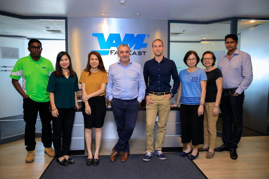 VAM Far East receives API Q2 qualification