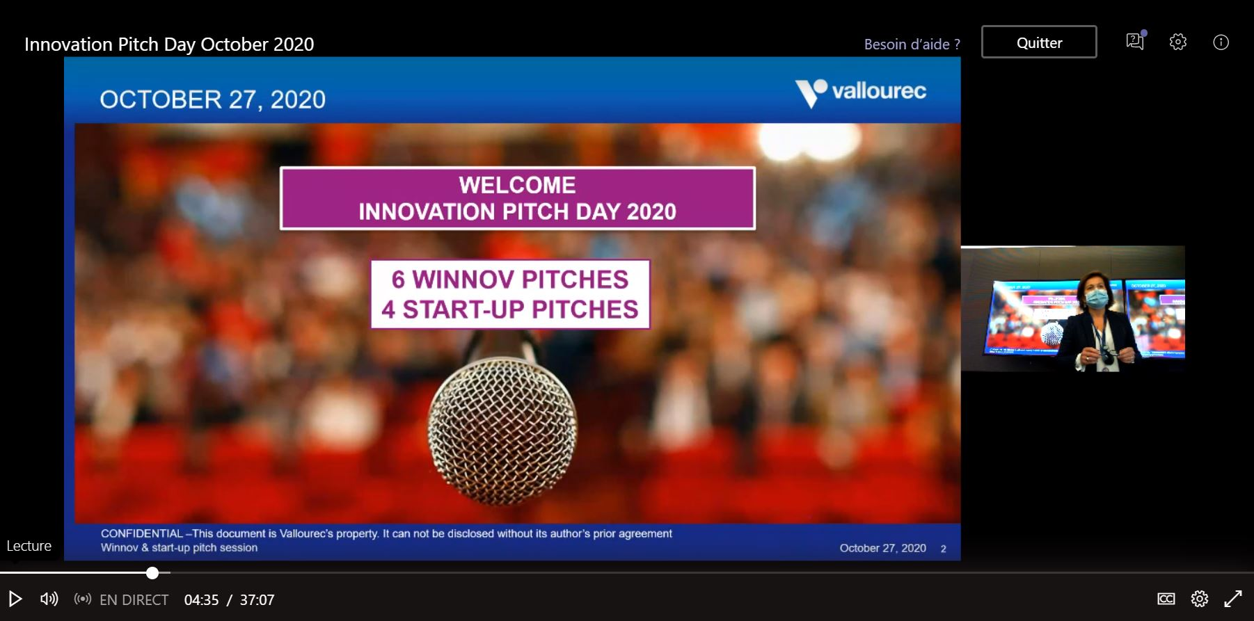 Pitch Day 2020: When innovation defies distance