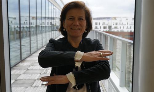 #EachforEqual: Sylvie Dubois-Decool at Vallourec France