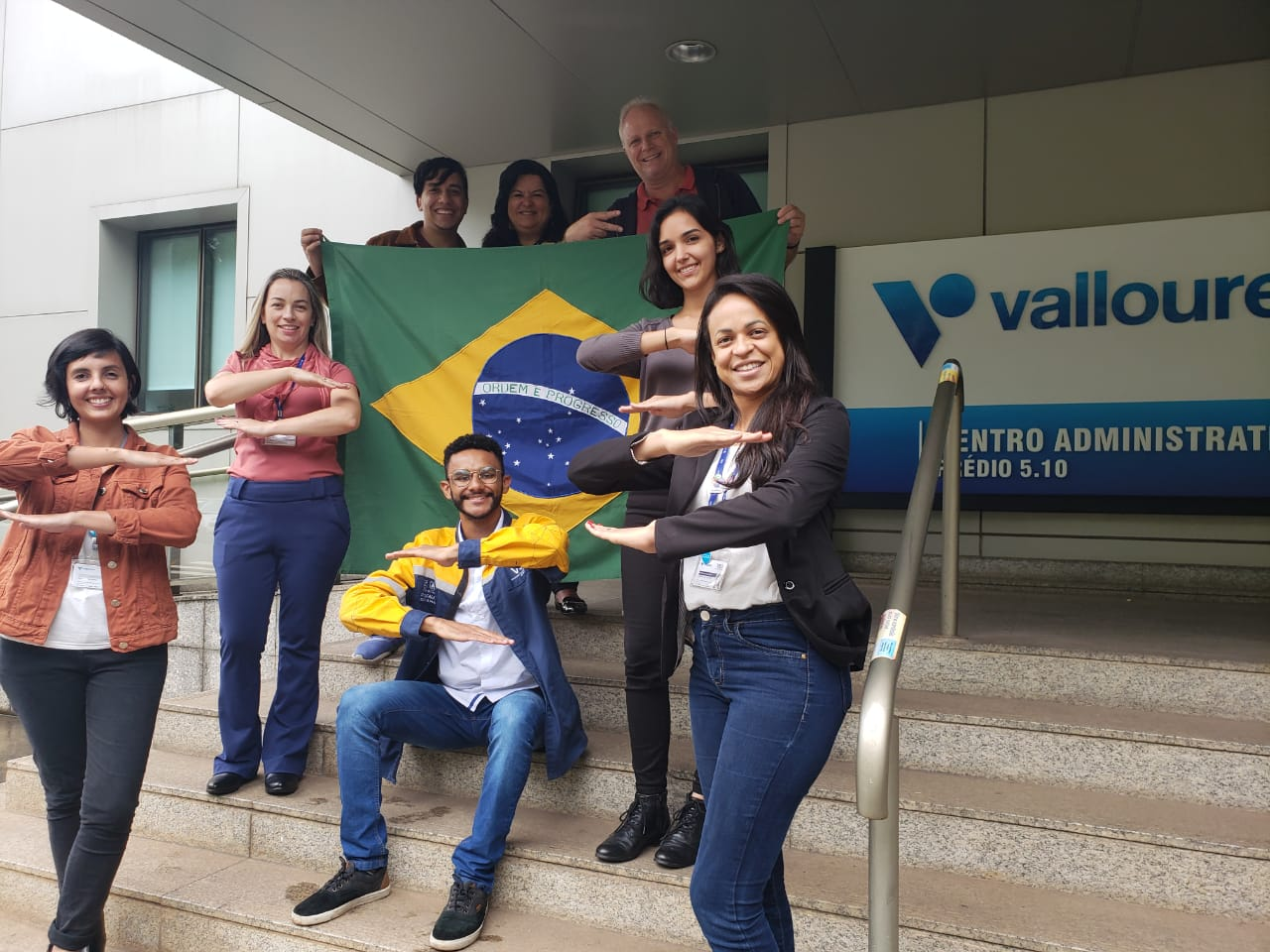 #EachforEqual: Vallourec Brazil