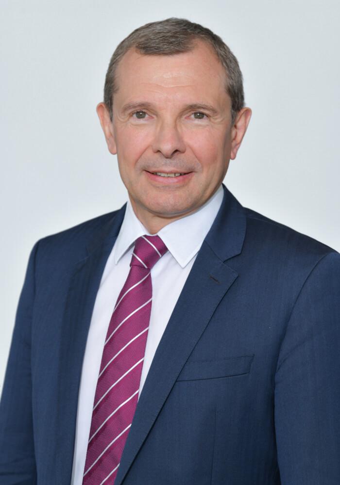 Didier Hornet, Senior Vice President Development & Innovation