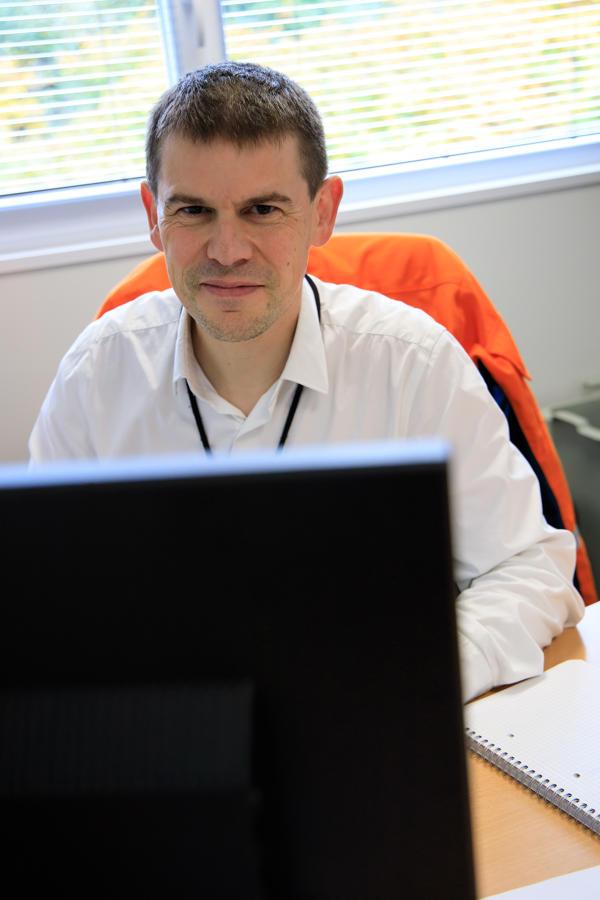 Eric Verger